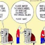 Gas comic