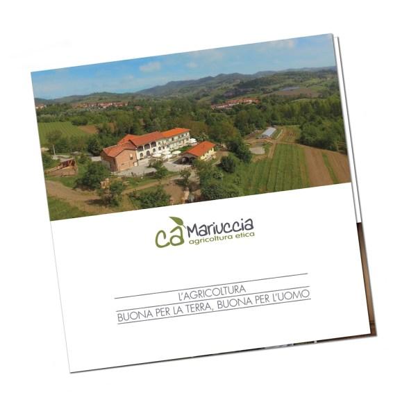 Brochure Ca' Mariuccia