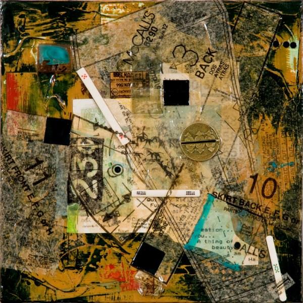 Collage Miniaturist Dada