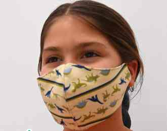 Children's Face Masks (Reusable) Made in Australia