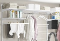 Laundry Room Storage Shelves   Laundry Room Storage Ideas