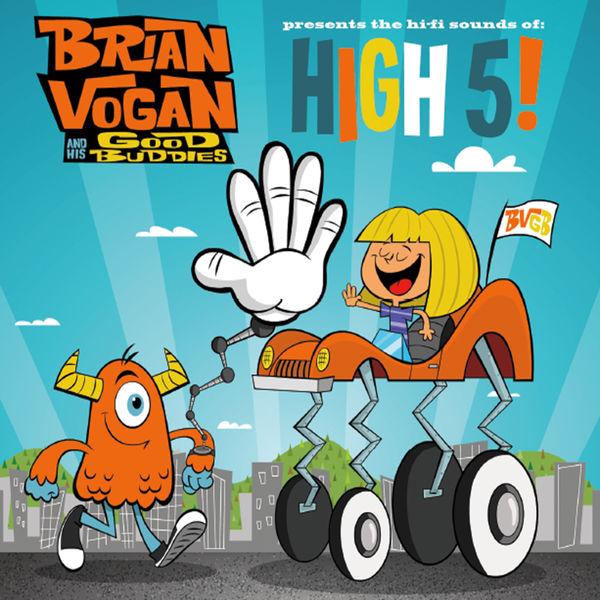 """Brian Vogan and his good Buddies """"High 5"""" P/E/M"""