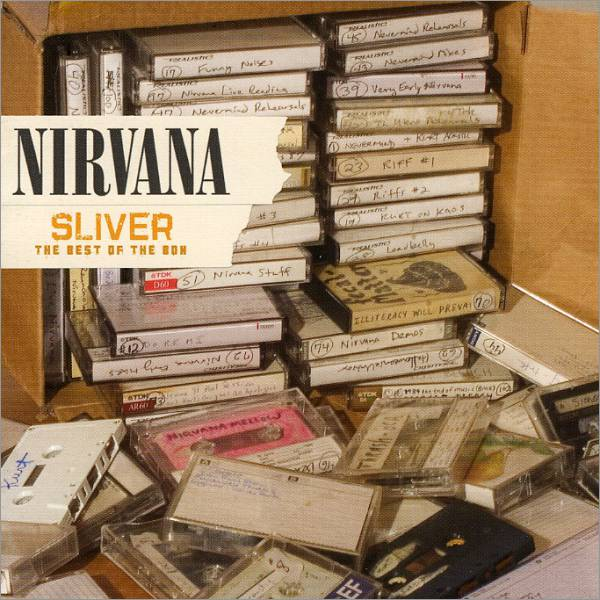 Nirvana Best of Box Set P/E/M