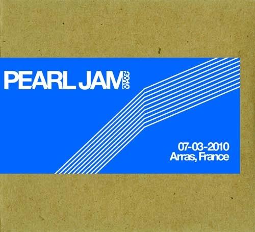 Pearl Jam 2010 Bootleg series Mixer
