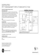 GE GUD27ESSJWW Manual Downloads