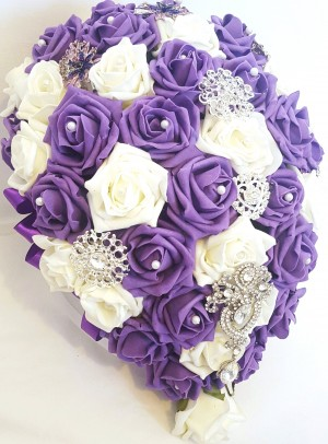 What are Brooch Bouquets? by Laura Elizabeth
