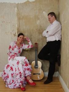 Laura la Risa mit Georg Kempa