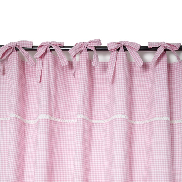 Laura Ashley Tie Top Curtains