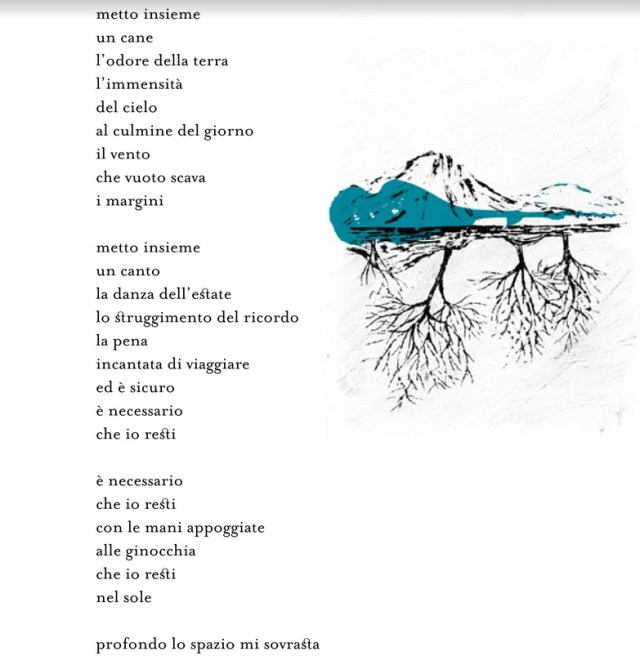 La poesia Stagioni diverse