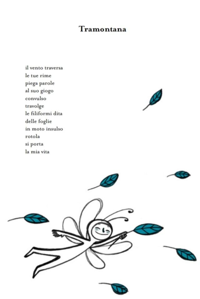 La poesia Tramontana