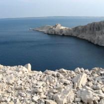 Paesaggio a Gospa od Zeceva, per il post Diario di bordo