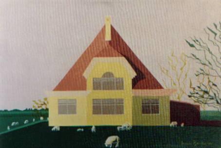 La casa di K.V.