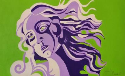 Colored Venus