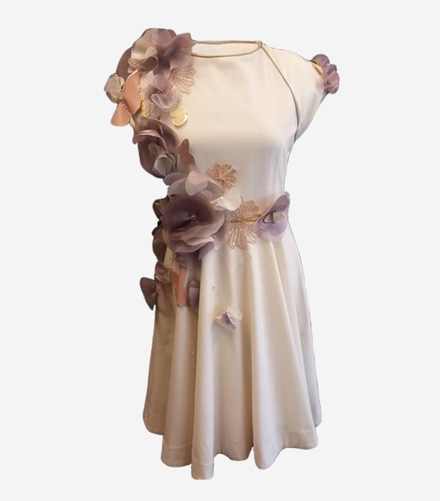 Amarante dress