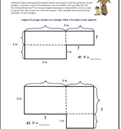 Solving Unknown Perimeter Mysteries [ 1121 x 871 Pixel ]
