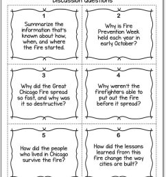 The Great Chicago Fire: Free Upper Elementary Resources [ 1024 x 796 Pixel ]