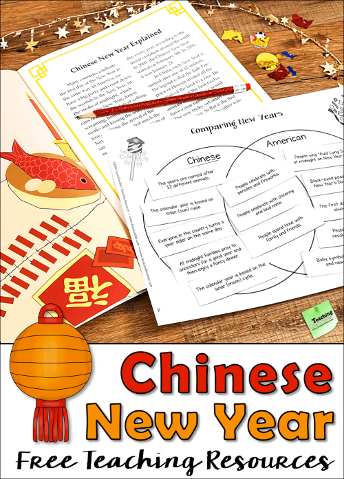small resolution of Chinese New Year Traditions: Free Teaching Resources