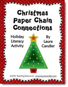christmas paper chain connections