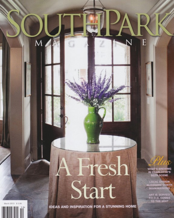 A fresh start Southpark Magazine