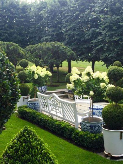 Laura Casey Interiors Garden 1