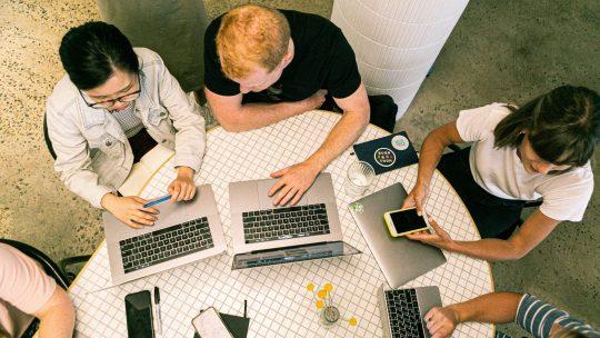 Gestire il lavoro on-line