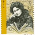 Ada Negri francobollo ialiane eccellenti poetessa scrittrice 8 marzo 2018
