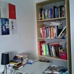 De boekenkast van een literatuurwetenschapper is om je voor te schamen