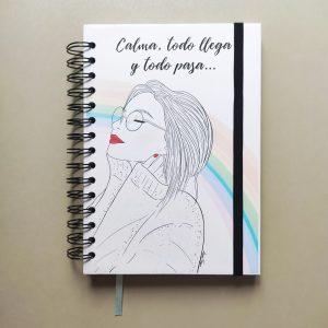 Cuaderno bullet - Laura Fergué