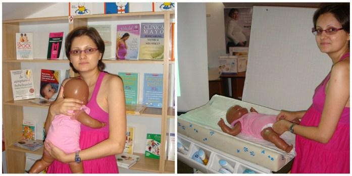 curs de babycare