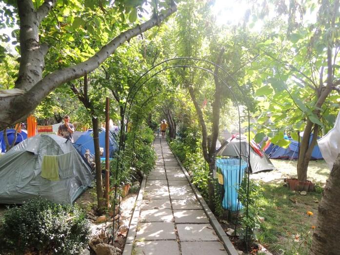 camping hacienda
