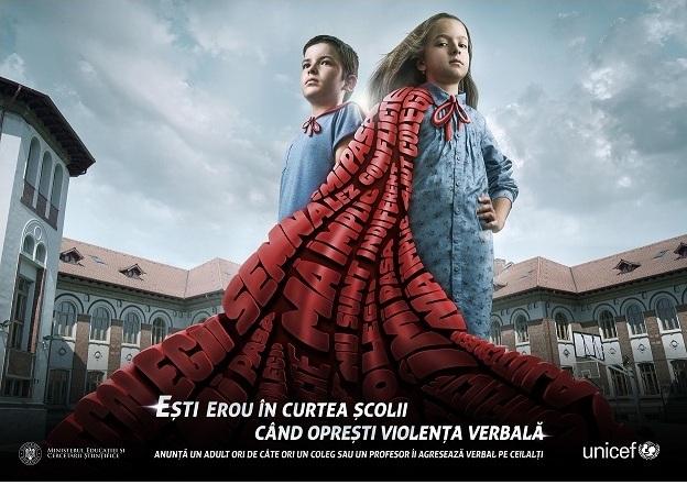 campanie UNICEF