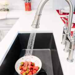 Best Kitchen Sink Fat Burning Book What S The Material For A Update Laura Fuentes While Elkay Has Some Awesome Stainless Steel Sinks I Kept Asking Myself