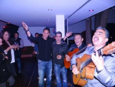 Llegó el Trio y yo con cantantes de lujo : Omar Chaparro y Moy Muñoz.... ¡ Suertuda!