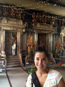 "Templo en ""Little India"""