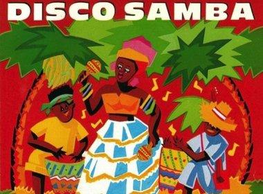 Two Man Sound Disco Samba 10 Canciones Frontal