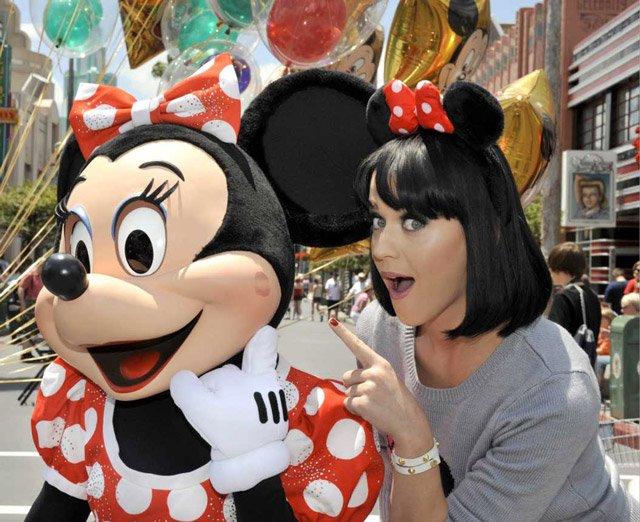 Katty Perry en Disney 4