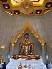 Templo Buda de oro...