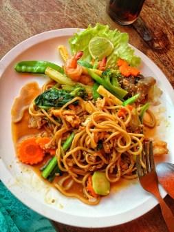 Comida thai... Deliciosaaaaa