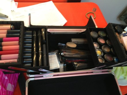 Mi tesoro.... colecciono maquillaje!... Me encanta