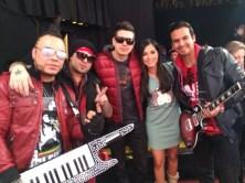 """2 de los integrantes de """"Stereo Kumbia"""" iban en mi escuela en Monterrey..."""