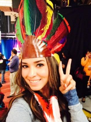 Este sábado estuvimos de apaches con Cuisillos
