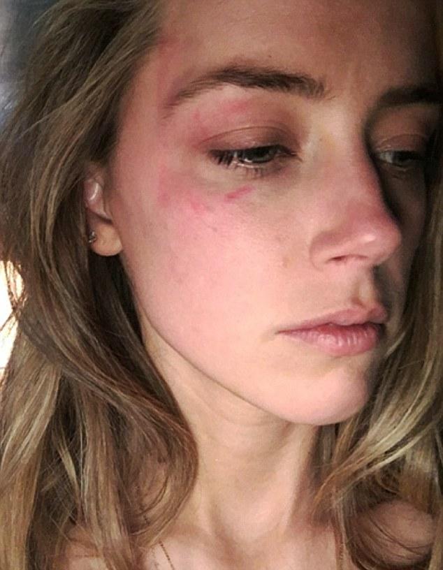 Amber Heard ha mentido