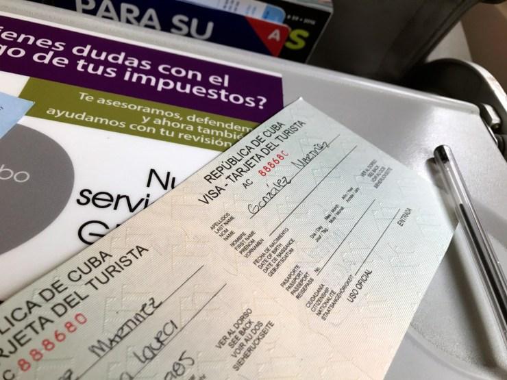 visa-cubana