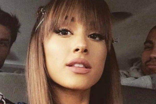 Ariana Grande hace famoso a un sexy albañil por su manera de bailar