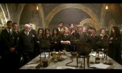Playboy Harry Potter