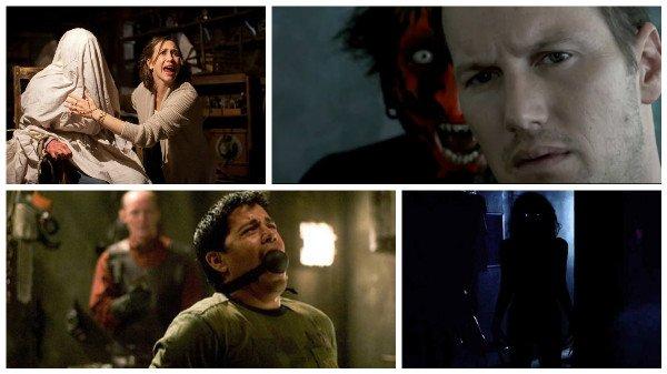 10 mejores películas de terror