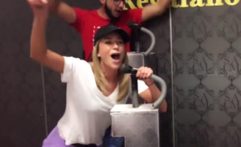 gerlandine bazan karaoke