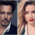 Johnny Depp y Amber Heard por fin se ven las caras en juicio