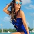 Carmen Villalobos celebró su cumple número 36 en bikini