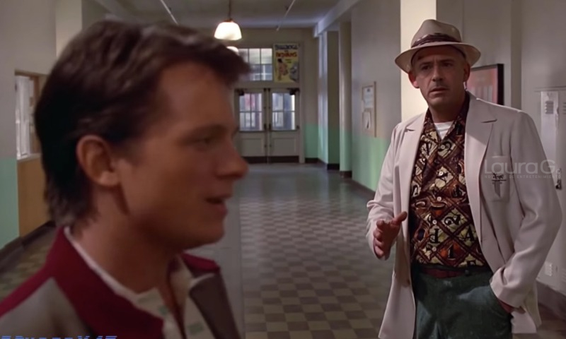 tom-holland-robert-downey-jr-back-to-the-future